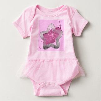 Baby Pink Tutu Bodysuit
