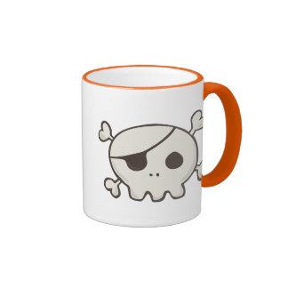 Baby Pirate Skull And Crossbones Mug