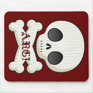 Baby Pirate Skull & Cross Bones Mouse Pad