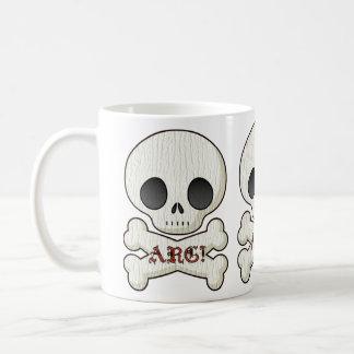 Baby Pirate Skull & Cross Bones Mug