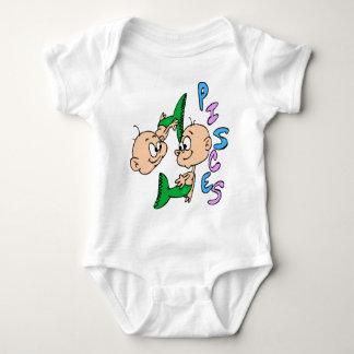 Baby Pisces Baby Bodysuit