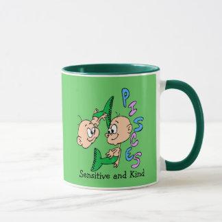 Baby Pisces Mug
