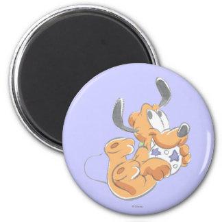 Baby Pluto 2 Inch Round Magnet