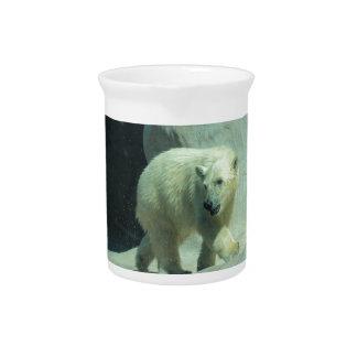 Baby Polar Bear Drink Pitchers