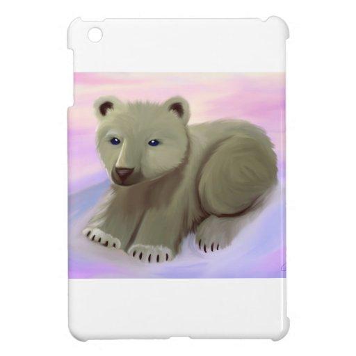 Baby Polar Bear iPad Mini Cases