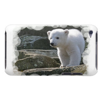 Baby Polar Bear iTouch Case Barely There iPod Case
