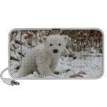 Baby Polar Bear Travel Speaker