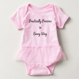 Baby Poppins Baby Bodysuit