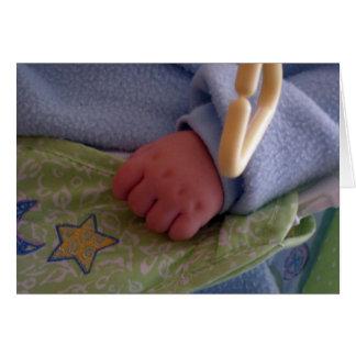 Baby Postcard Card