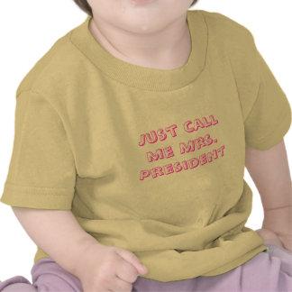 Baby President Shirts