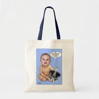 Baby Prince George Cartoon Bags