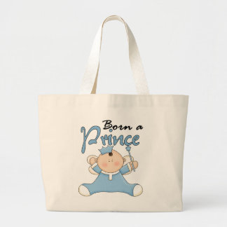Baby Prince Tshirts and Gifts Tote Bags