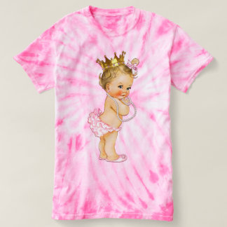 Baby Princess and Pearls T-shirt
