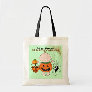 Baby Pumpkin My 1st Halloween Bags