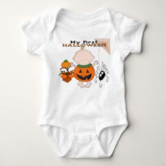 Baby Pumpkin My 1st Halloween Infant Creeper