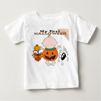 Baby Pumpkin My 1st Halloween Infant T-Shirt