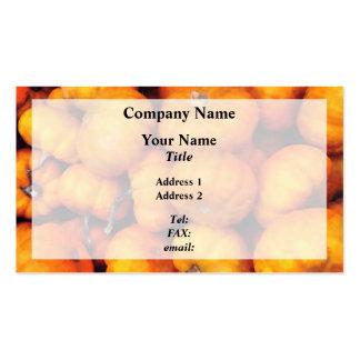 Baby Pumpkins Business Card