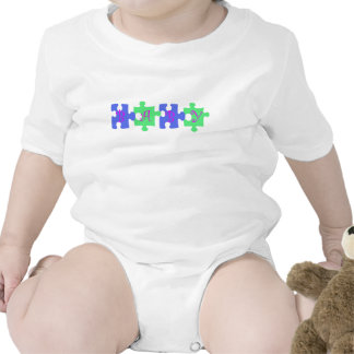 Baby Puzzle T-shirts
