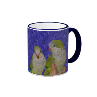 Baby Quaker Parrots Animal Mug