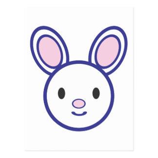 Baby Rabbit Postcard