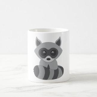 Baby Raccoon Coffee Mug