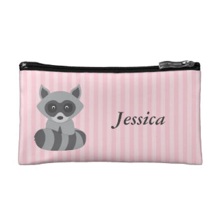 Baby Raccoon Cosmetic Bag
