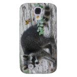 Baby Raccoon Galaxy S4 Cases