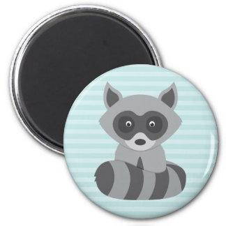 Baby Raccoon Magnet