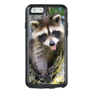 Baby Raccoon OtterBox iPhone 6/6s Case