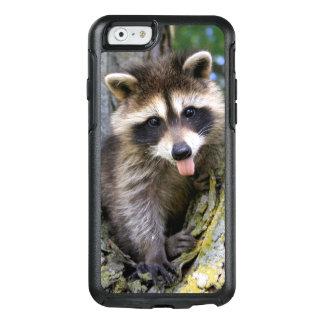 Baby Raccoon OtterBox iPhone 6/6s Case