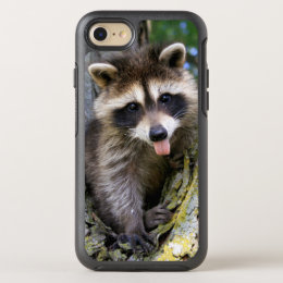 Baby Raccoon OtterBox Symmetry iPhone 8/7 Case
