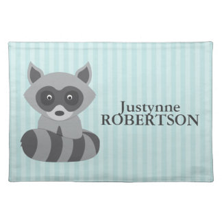 Baby Raccoon Placemat