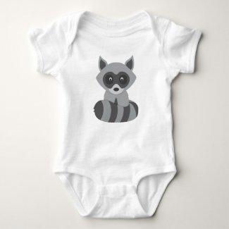 Baby Raccoon T Shirt