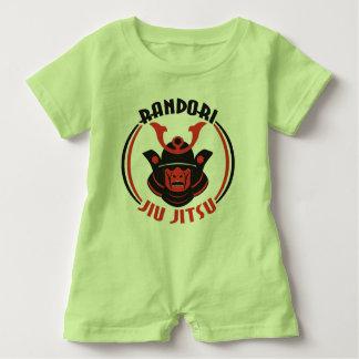 Baby Randori Jiu Jitsu Romper