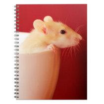 Baby Rat Notebook