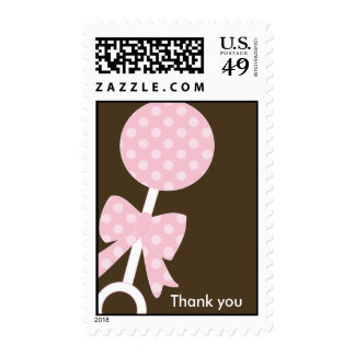 Baby Rattle Shower Postage