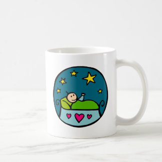 Baby Reaching for the Stars Coffee Mug