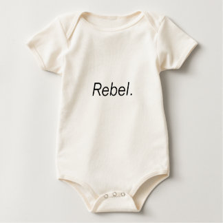 Baby Rebel Baby Bodysuit