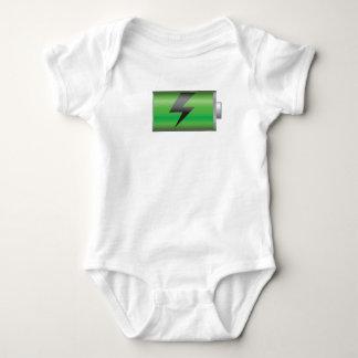 Baby recharging... baby bodysuit