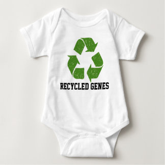 Baby Recycled Genes Clothing - SRF Baby Bodysuit
