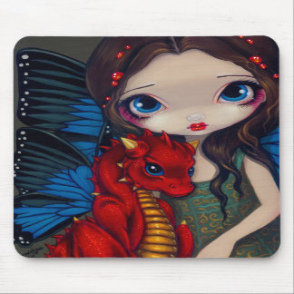 """""""Baby Red Dragon"""" Mousepad"""