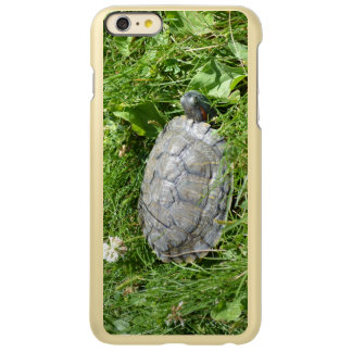 Baby Red Eared Slider Turtle Incipio Feather® Shine iPhone 6 Plus Case