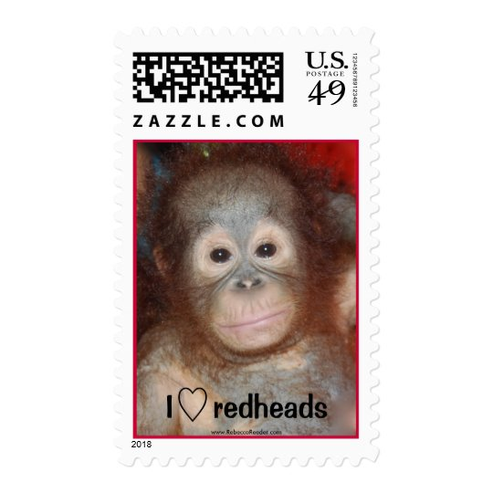 Baby Redheads Postage
