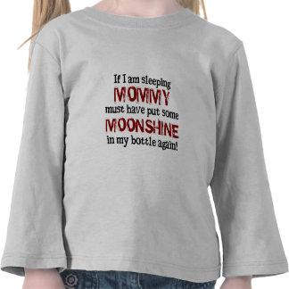 Baby Redneck Moonshine in the Bottle Tshirt