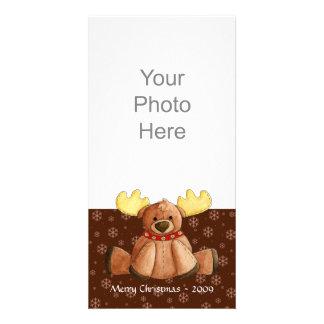 Baby Rein-Dear Photo Card