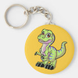Baby Rex custom Keychain