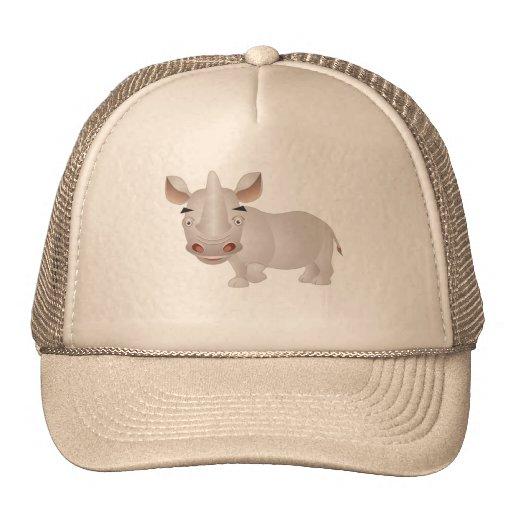 Baby Rhino Trucker Hats