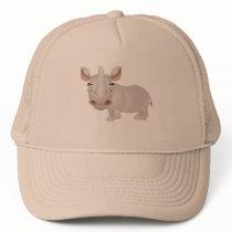 Baby Rhino Trucker Hat