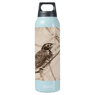 Baby Robin BPA Free Insulated Water Bottle