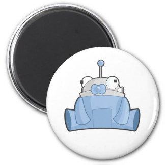 Baby Roger Mozbot Magnet
